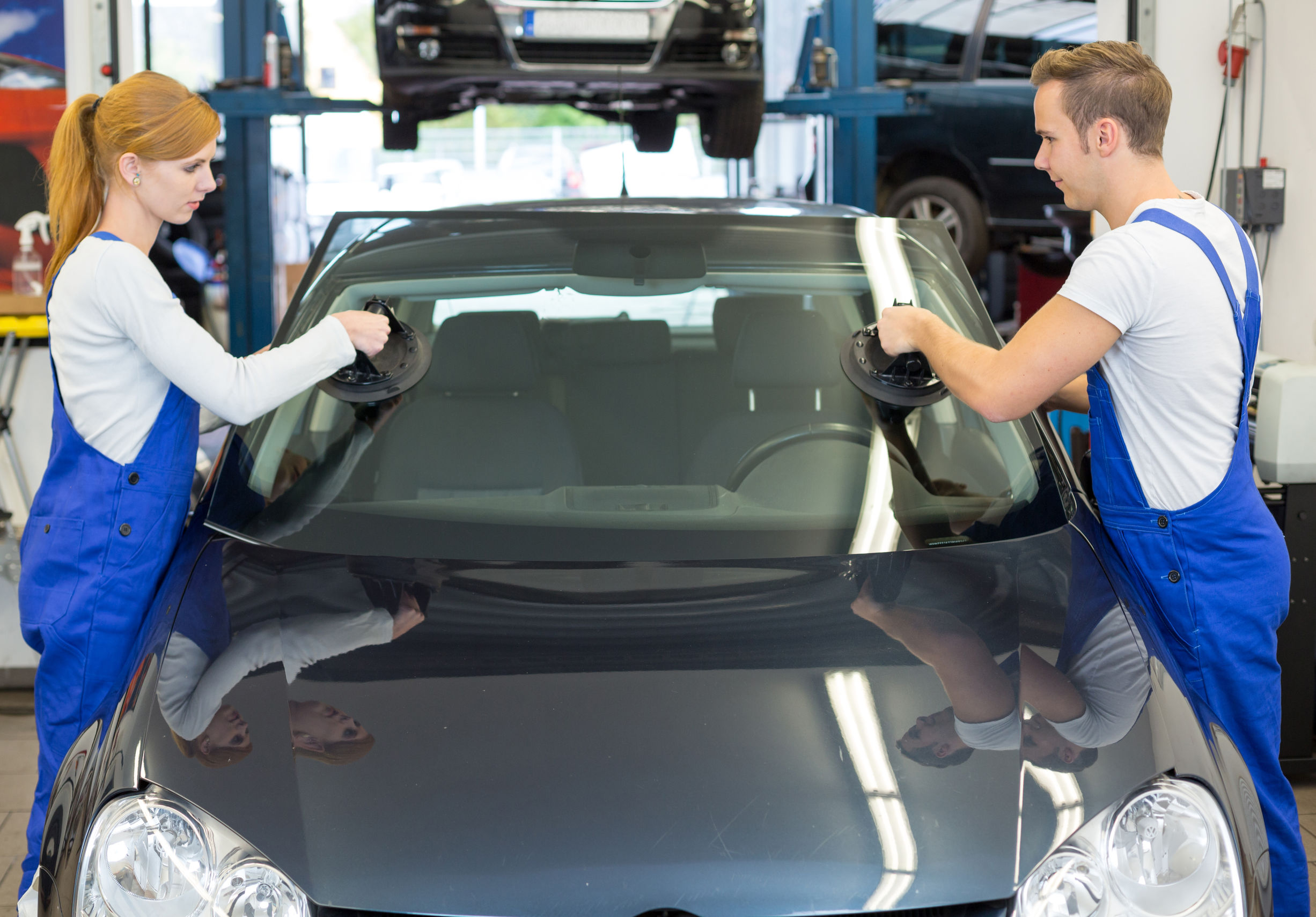 You are currently viewing The Different Types of Glass in Your Vehicle